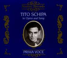 Tito Schipa in Opera & Song, 3 CDs