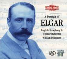 Edward Elgar (1857-1934): A Portrait of Elgar, 4 CDs