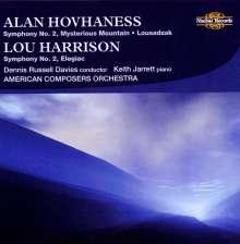 Lou Harrison (1917-2003): Symphonie Nr.2, CD