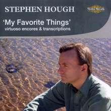 Stephen Hough - My favorite Things, CD