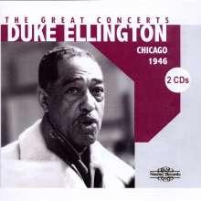 Duke Ellington (1899-1974): The Great Concerts: The Chicago Civic Opera, 1946, 2 CDs
