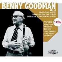 Benny Goodman (1909-1986): Yale University Archive, 3 CDs