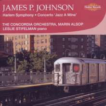 James P. Johnson (1894-1955): Harlem Symphony, CD