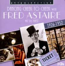 Fred Astaire: Dancing Cheek To Cheek: His 56 Finest 1926 - 1952, 2 CDs