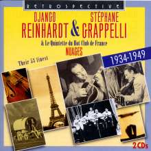 Stephane Grappelli & Martial Solal: Nuages, 2 CDs
