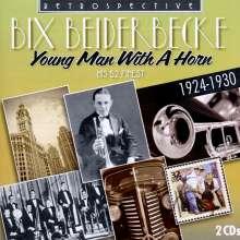 Bix Beiderbecke (1903-1931): Young Man With A Horn: His 52 Finest, 2 CDs