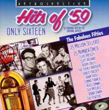 Hits Of '59, CD
