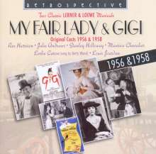 Musical: My Fair Lady / Gigi, CD