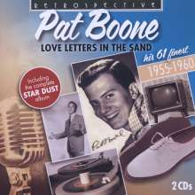 Pat Boone: Love Letters In The Sand: His 61 Finest, 2 CDs