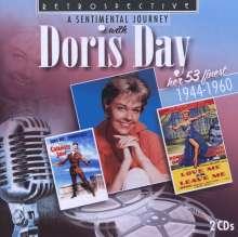 Doris Day: Sentimental Journey: Her 53 Finest, 2 CDs