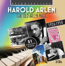 Harold Arlen: That Old Arlen Magic, 2 CDs