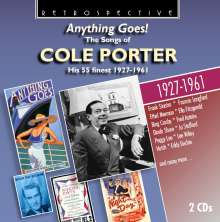 Anything Goes: The Songs Of Cole Porter, 2 CDs