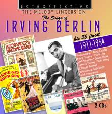 The Melody Lingers On: The Songs Of Irving Berlin, 2 CDs
