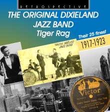 Original Dixieland Jazz Band: Tiger Rag, CD