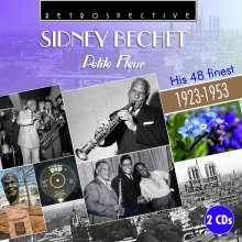 Sidney Bechet (1897-1959): Petite Fleur: His 48 Finest, 2 CDs