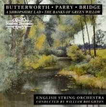 Frank Bridge (1879-1941): Suite for String Orchestra, CD