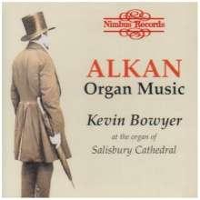 Charles Alkan (1813-1888): Orgelwerke, CD