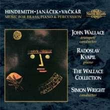 Paul Hindemith (1895-1963): Konzertmusik für Klavier, Blechbläser & Harfen op.49, CD