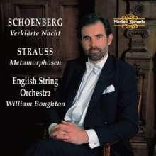 Richard Strauss (1864-1949): Metamorphosen für 23 Solostreicher, CD