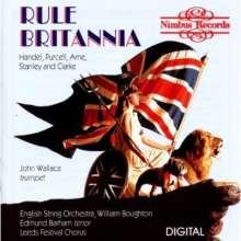 Rule Britannia - Englische Music des 17./18.Jh., CD