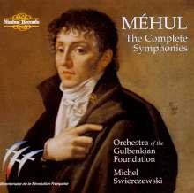 Etienne-Nicolas Mehul (1763-1817): Symphonien Nr.1-4, 2 CDs