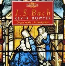 Johann Sebastian Bach (1685-1750): Orgelwerke Vol.2, CD