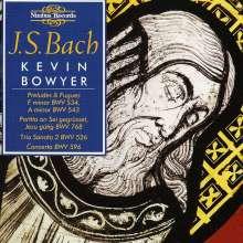Johann Sebastian Bach (1685-1750): Orgelwerke Vol.3, CD