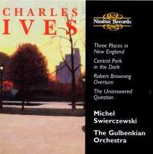 Charles Ives (1874-1954): Orchesterwerke, CD