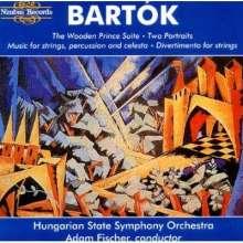 Bela Bartok (1881-1945): Musik für Saiteninstrumente,Schlagzeug & Celesta, 2 CDs