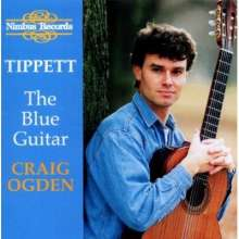 Craig Ogden - The Blue Guitar, CD