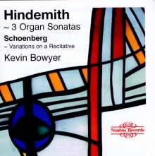 Arnold Schönberg (1874-1951): Orgelwerke, CD