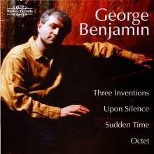 George Benjamin (geb. 1960): Sudden Time, CD
