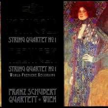 Erich Wolfgang Korngold (1897-1957): Streichquartett Nr.1, CD