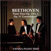Ludwig van Beethoven (1770-1827): Klaviertrios Nr.1,4,8, CD