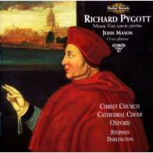 "Richard Pygott (1485-1549): Missa ""Veni sancte spiritus"", CD"