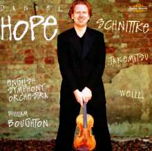 Toru Takemitsu (1930-1996): Nostalghia für Violine & Orchester, CD