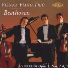 Ludwig van Beethoven (1770-1827): Klaviertrios Nr.2 & 3, CD