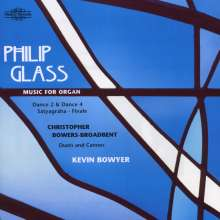Philip Glass (geb. 1937): Orgelwerke, CD