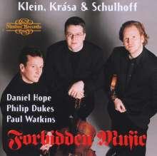 Daniel Hope,Philip Dukes,Paul Watkins - Verbotene Musik, CD
