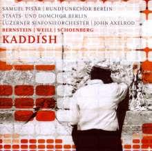 "Leonard Bernstein (1918-1990): Symphonie Nr.3 ""Kaddish"", CD"