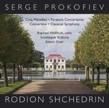 "Serge Prokofieff (1891-1953): Symphonie Nr.1 ""Klassische"", CD"