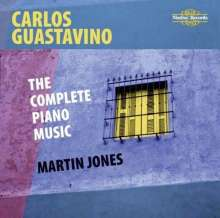 Carlos Guastavino (1912-2000): Klavierwerke, 3 CDs