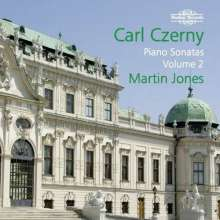 Carl Czerny (1791-1857): Klaviersonaten Vol.2, 2 CDs