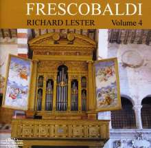 Girolamo Frescobaldi (1583-1643): Cembalowerke Vol.4, CD