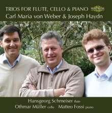 Hansgeorg Schmeiser - Carl Maria von Weber & Joseph Haydn, CD