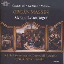 Orgelmessen, 3 CDs