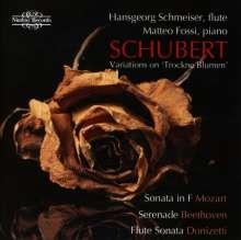 Hansgeorg Schmeiser - Trockne Blumen, CD