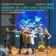 George Benjamin (geb. 1960): Lessons in Love and Violence, 2 CDs