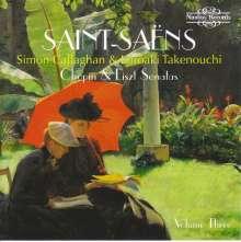 Camille Saint-Saens (1835-1921): Arrangements für 2 Klaviere, CD