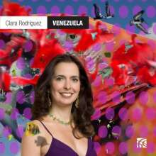 Clara Rodriguez - Venezuela, CD